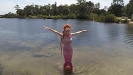 Annie Mermaid - clip cover-front