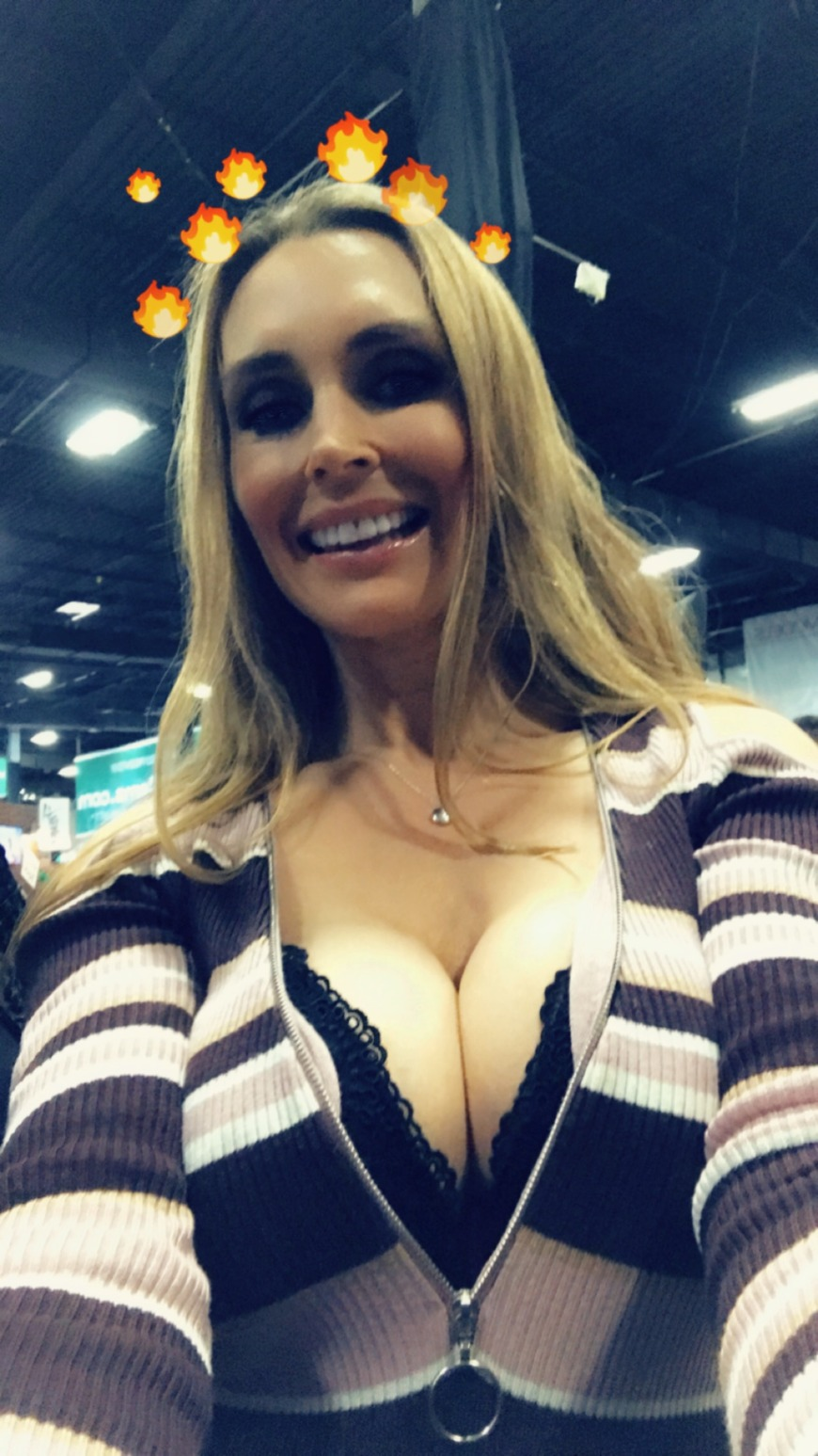 Thank you Exxxotica I loved sharing the fun!!  - post image